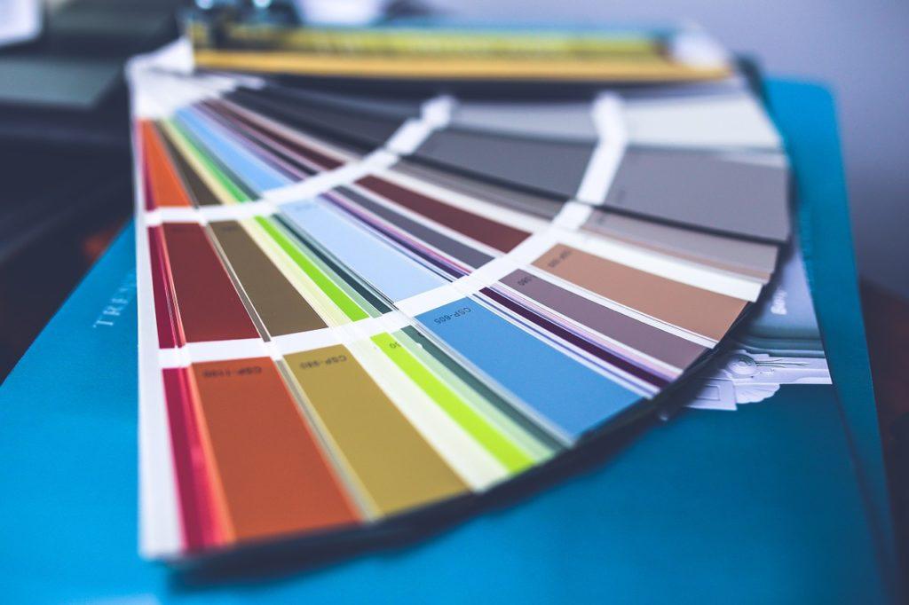 progettazione interni colori
