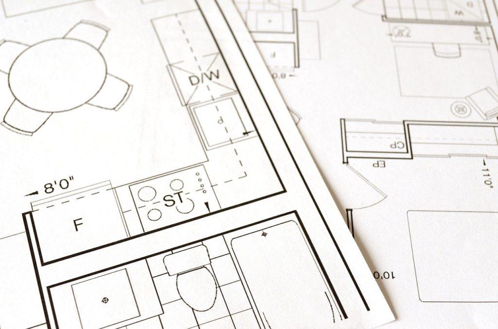 progettazione interni disegni
