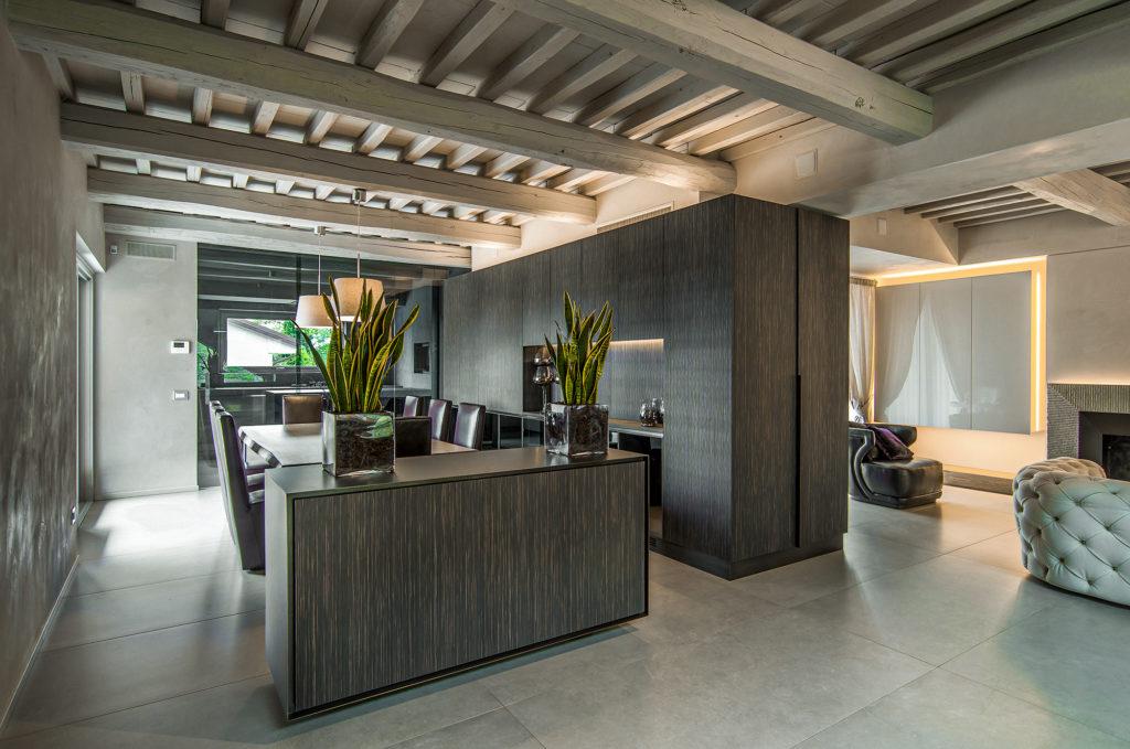 Interior Private Home Tuscany